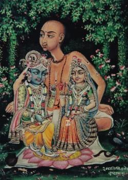 Bihari Ji & Haridas Ji