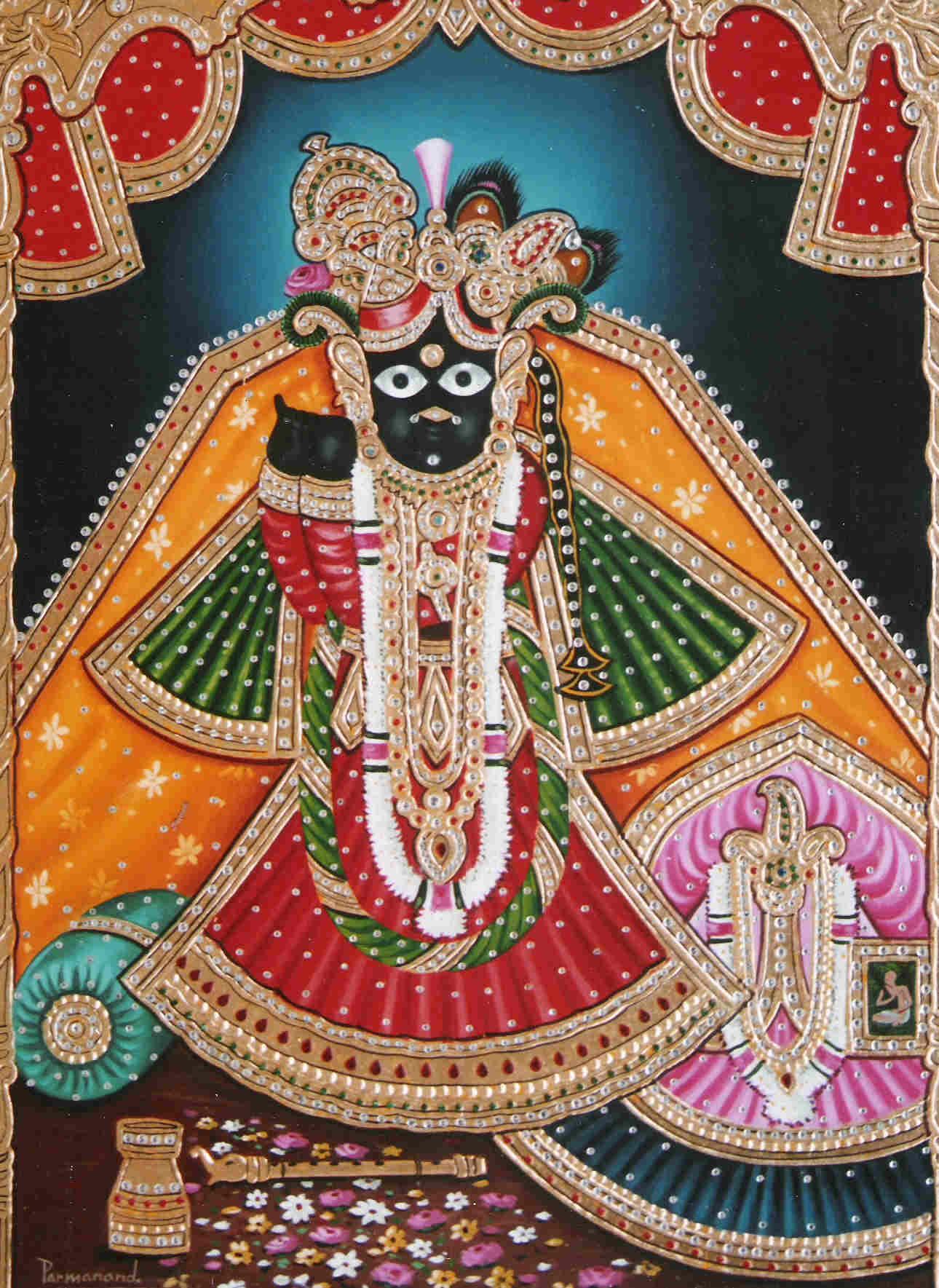 Shri Banke Bihari Ji Shri Bankey Bihari Temple Vrindavan